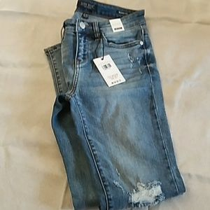 Judy Blue mid rise jeans